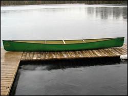Souris River Wilderness 18 Canoe