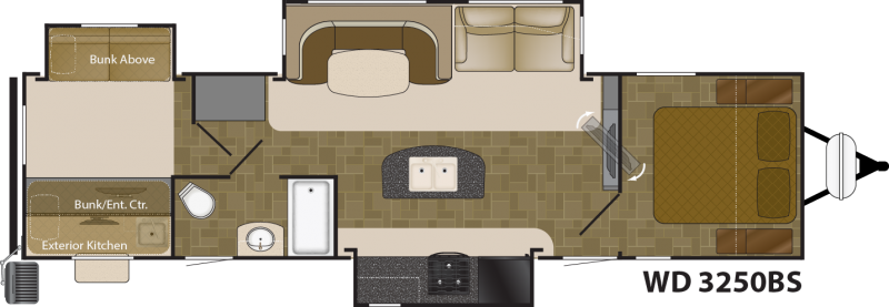 WD3250BS-Floorplan