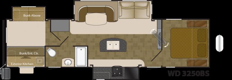 WD3250BS-Floorplan