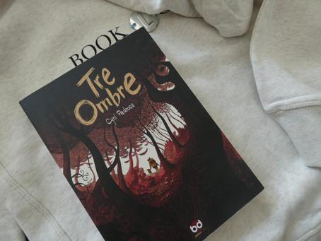 Booklover - Tre Ombre, Cyril Pedrosa