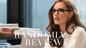 """Randomly Reviewed - """"Molly's Game"""""""