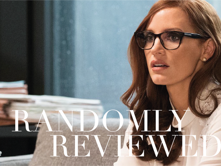 "Randomly Reviewed - ""Molly's Game"""