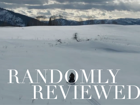 "Randomly Reviewed - ""Wind River"""
