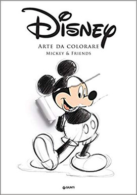 Mickey And Friends Art Therapie