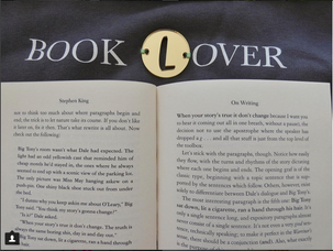 Booklover - On Writing, Stephen King