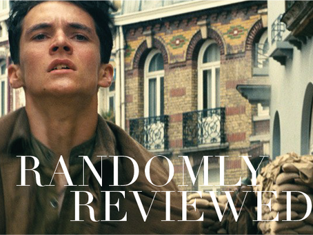 "Randomly Reviewed - ""Dunkirk"""