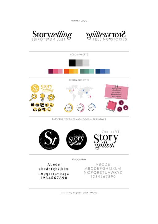 Brand Identity / Storytelling