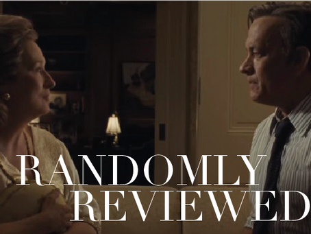 "Randomly Reviewed ""The Post"""