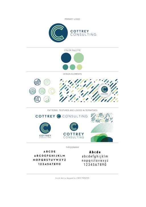 Brand Identity / Cottrey Consulting LLC