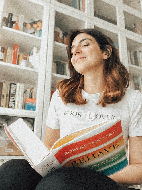 Booklover T-shirt