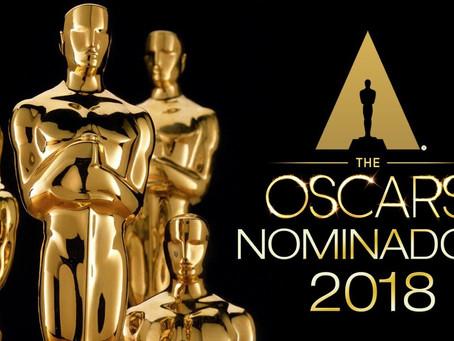 Oscar 2018: Randomly Reviewed