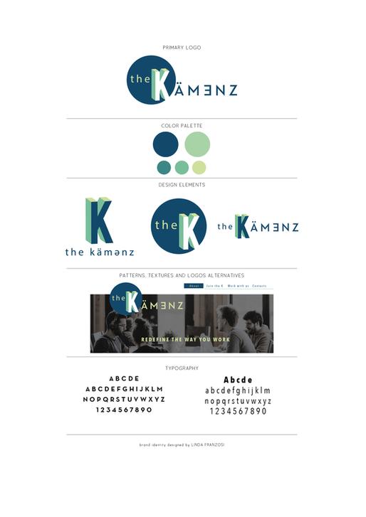 Brand Identity / The Kamenz