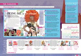 Real Life Magazine Content Kit