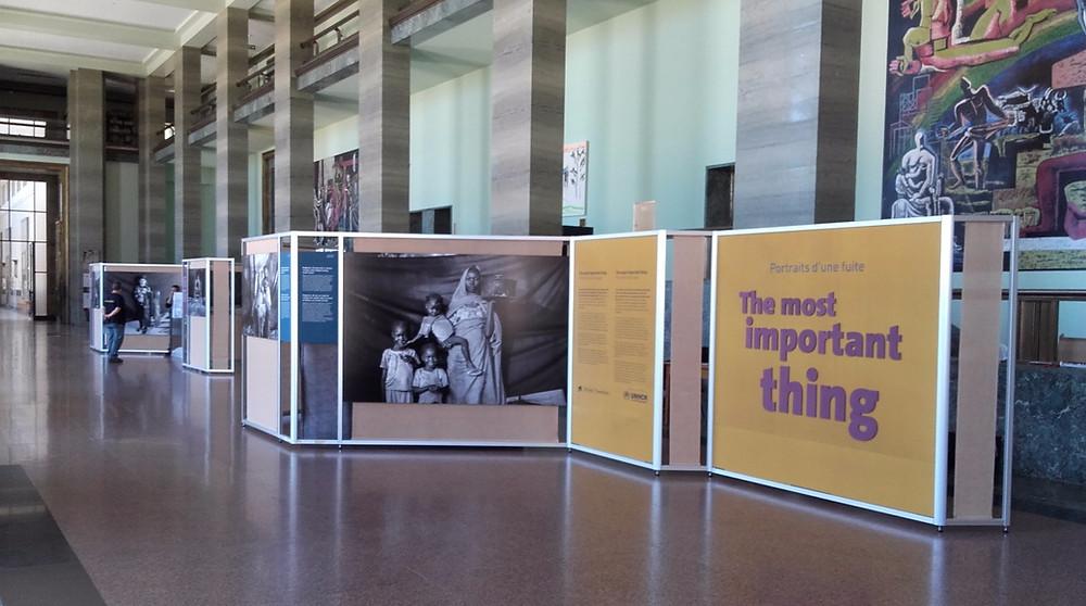http://unexhibitsny.org/  UN exhibits