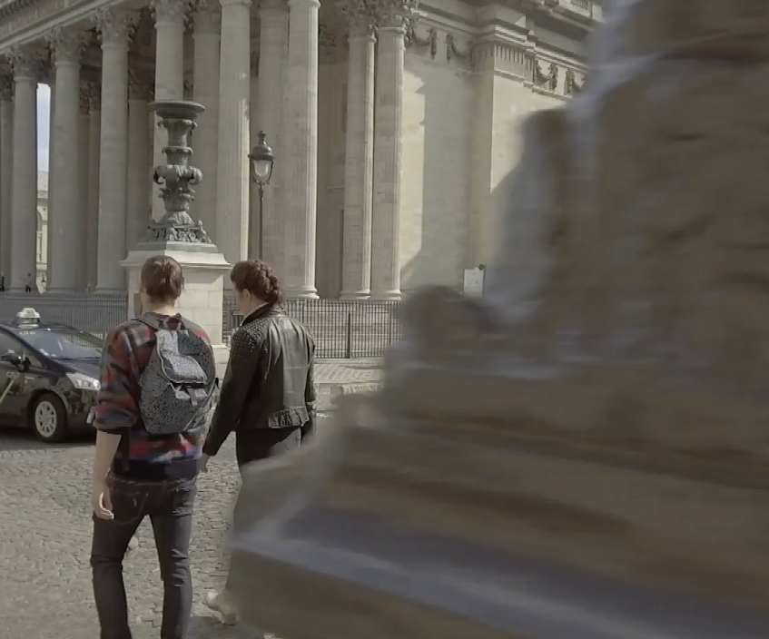 Vers la place du Panthéon