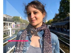 """Mathilde Castres """"Partageons nos foulées pour atteindre là où nous souhaitons aller !"""""""