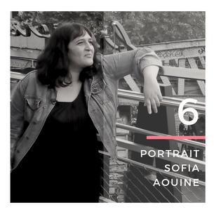 """Sofia, 39 ans """"Dans mon imaginaire la ville m'appartient, mais dans la réalité de la rue c'est"""