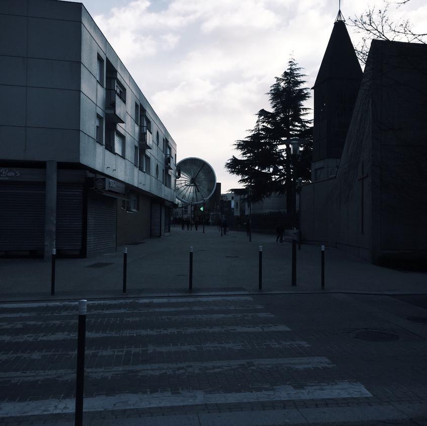 Gare Cergy Saint Christophe