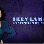 """POUR LE DOCUMENTAIRE """" HEDY LAMARR, L'INVENTION D'UNE STAR"""" (Diffusé sur OCS)"""
