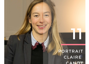 Claire Cano «Si je réussis à ce qu'une jeune femme ose postuler à un poste de direction, parce que