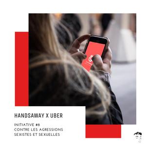 Une course offerte pour les victimes d'agressions dans l'espace public : Uber s'engage dans la l