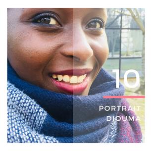 "Diouma ""Pendant longtemps, je me suis dit que j'étais maudite. Mais aujourd'hui, je res"
