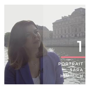 """Sara, 33 ans """"J'ai dû fuir le Maroc pour vivre la vi(ll)e que je m'étais promise"""""""