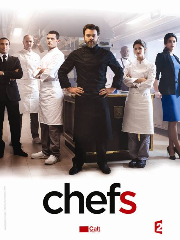 CHEFS (Diffusion France 2 - 2015)