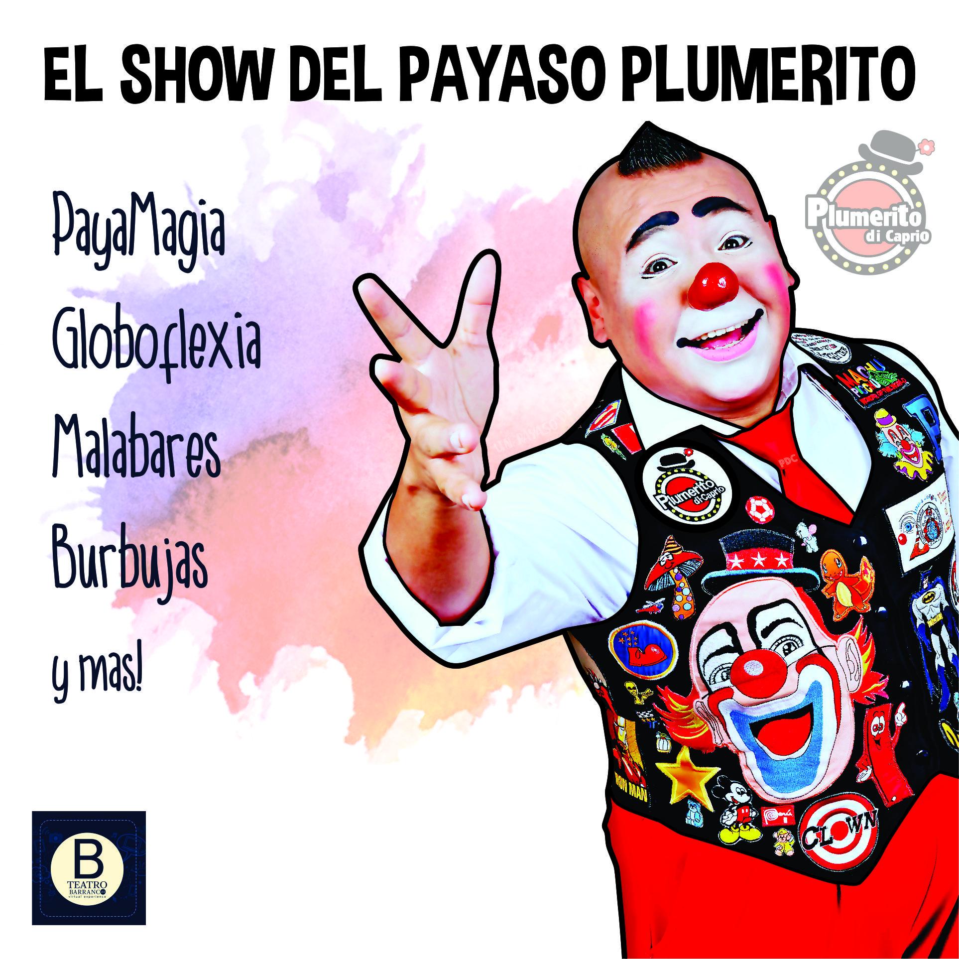 SHOW DE PLUMERITO
