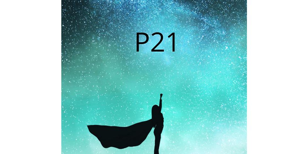 Découvrez le P21