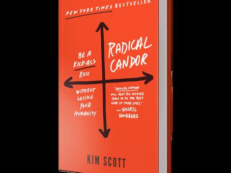 Book Brief - Radical Candor