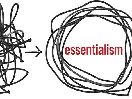 Essentialism by Greg McKeown - Talent Folks' Book Brief