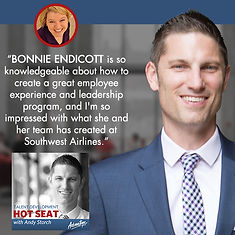 Bonnie Endicott Talent Development Hotseat Podcast