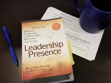 Book Brief - Leadership Presence