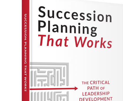 Book Brief - Succession Planning That Works