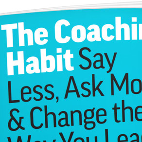 The Coaching Habit by Michael Bungay Stanier - Book Brief