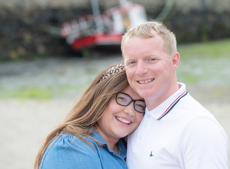 Faye and David's Engagement Session