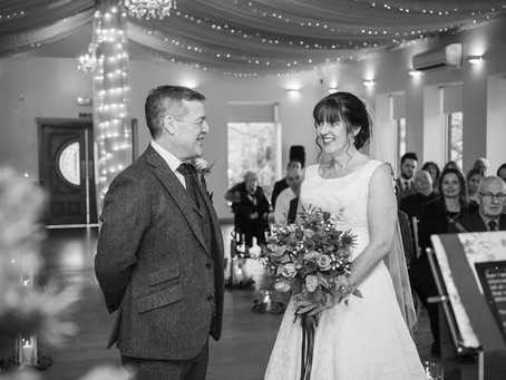 Fiona and Stephen's Logie Country House Wedding