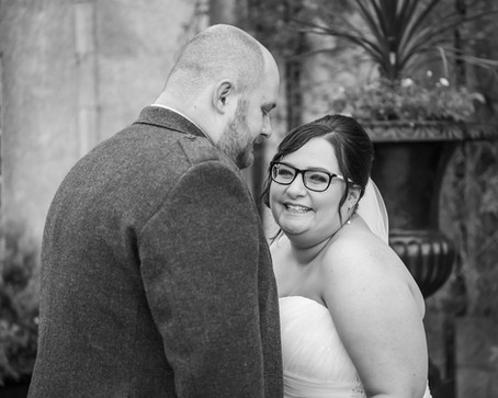 Lyn and Euan's Pittodrie House wedding