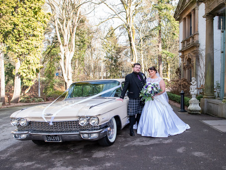 Laura and Richard's Norwood Hall wedding