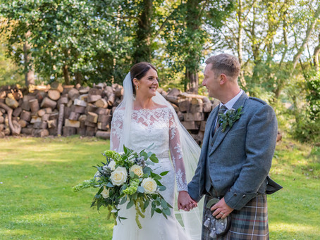 Emma and Andrew - Norwood Hall Hotel