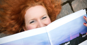 #becominghappy - Birgit Itse's first published book