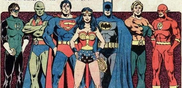 DC Comic's Justice League