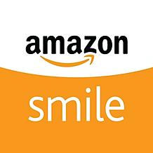 Amazon Smile logo image.