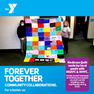 Kindness Quilt Created by Local Youth On Display at the YMCA