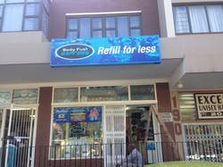 BODY FUEL M2 SIGNS | Signage Durban