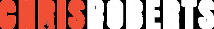 chris roberts logo efo fflam gwyn-01.png