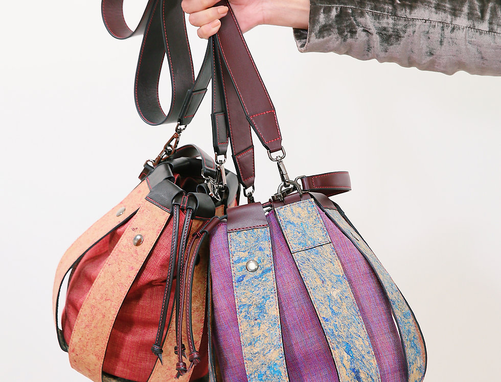 Khun Sai Phon - Bucket Bag