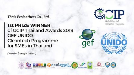1st Prize Winner of GCIP Thailand Awards