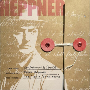 Peter Heppner - Confessions & Doubts / TanzZwang (2018)